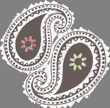 BG paisley logo