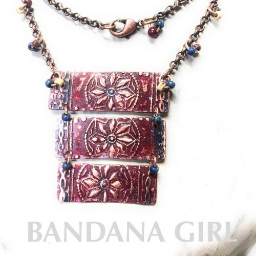Fun new patina necklace! So many outfits you can wearhellip