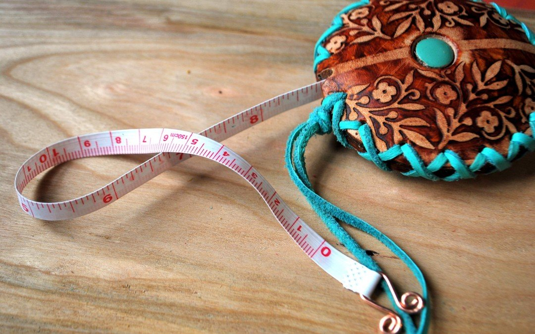 Measure Ups! Gorgeous Tape Measures